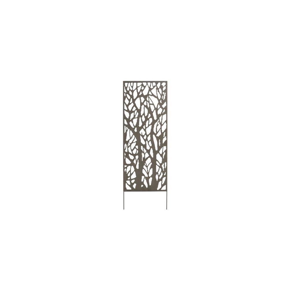panneau d coratif en m tal avec motifs nort ne gamm vert. Black Bedroom Furniture Sets. Home Design Ideas