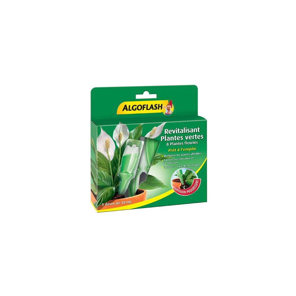 Monodoses revitalisantes plantes vertes – Algoflash