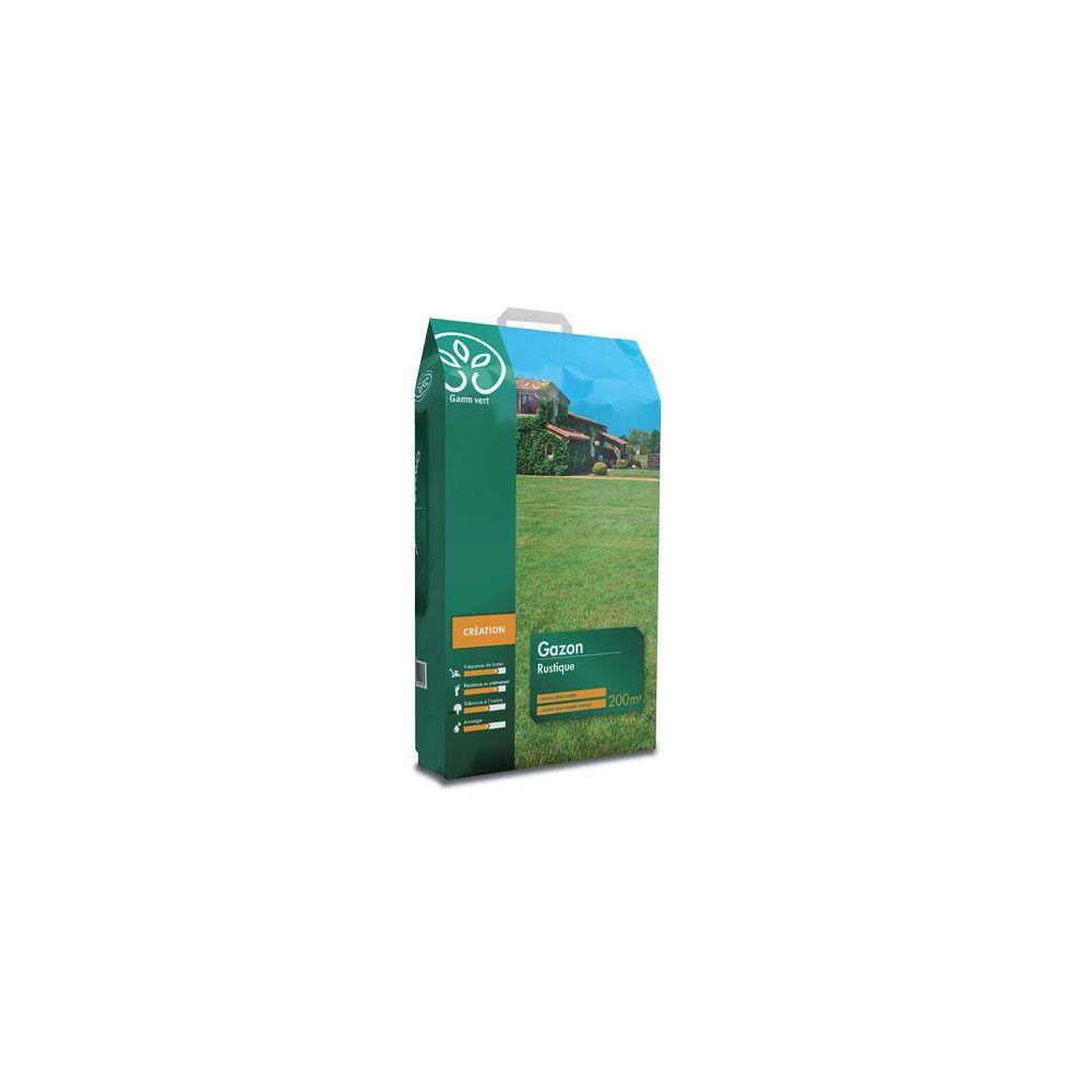 Gazon Rustique Kg : Gazon rustique kg gamm vert sac de