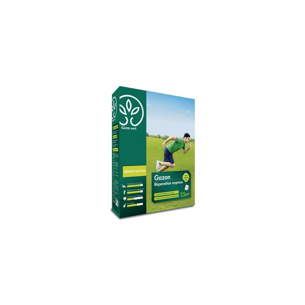 Gazon Réparation Express 1Kg avec engrais – Gamm Vert