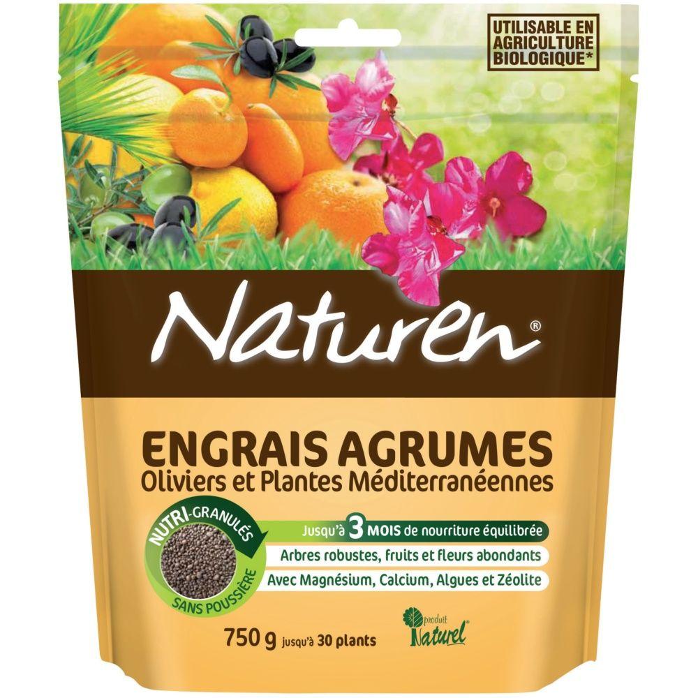 Engrais Fraisiers 750g – Naturen