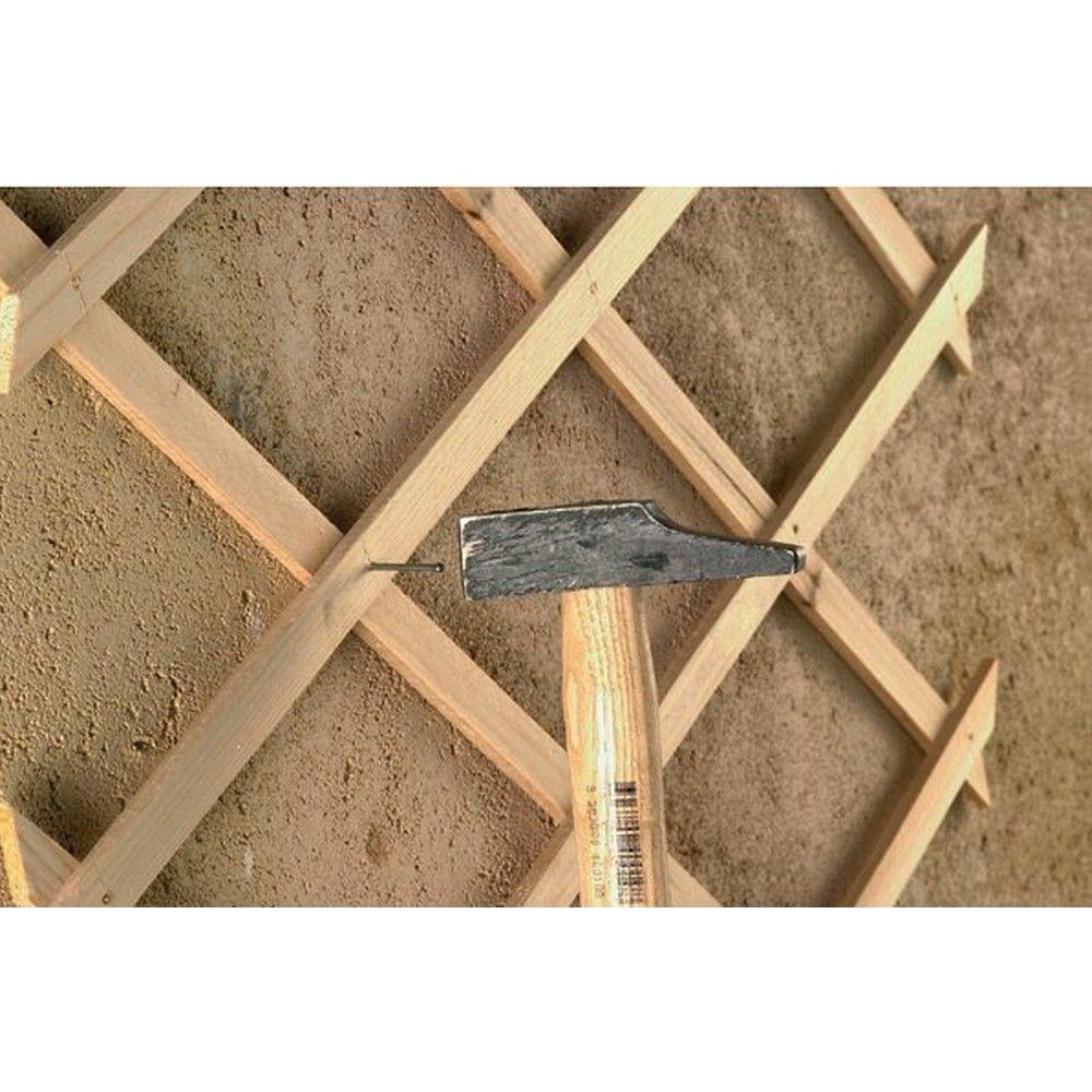 treillis extensible treilliwood bois naturel 150x50 cm. Black Bedroom Furniture Sets. Home Design Ideas