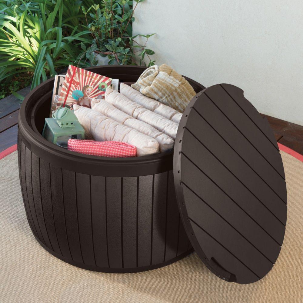 Coffre De Jardin Woodland Keter - Amazing Home Ideas ...