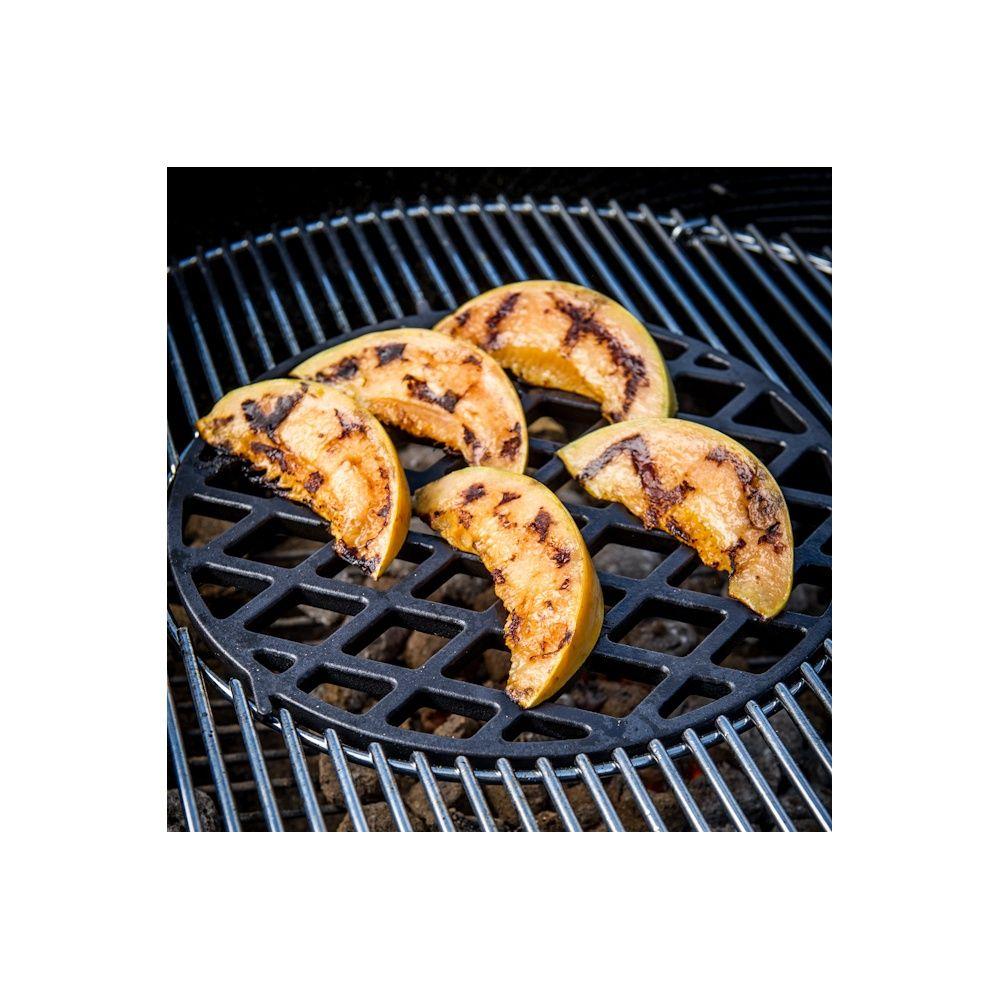 Grille de saisie weber gourmet bbq system carton 39 05x6 67x40 32 cm gamm vert - Grille de barbecue weber ...