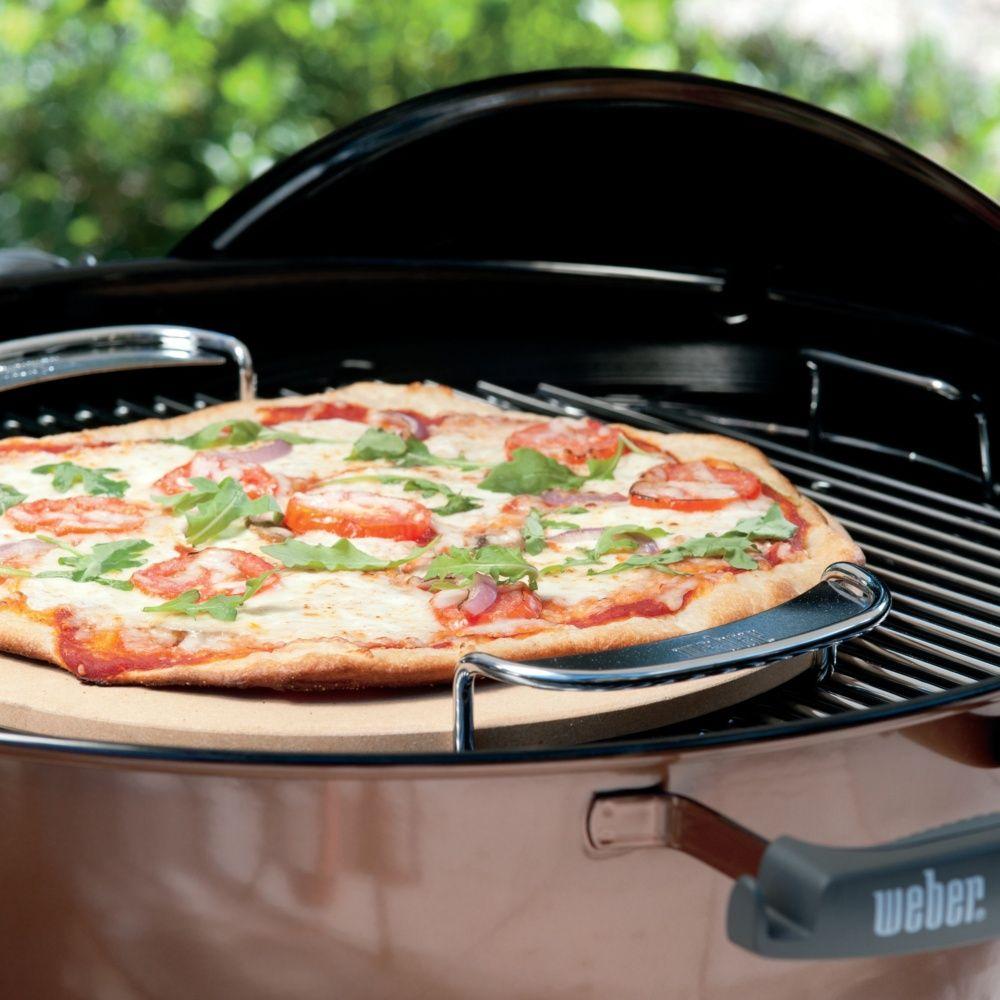 pierre pizza weber gourmet bbq system carton 40 32x11 27x41 59 cm gamm vert. Black Bedroom Furniture Sets. Home Design Ideas