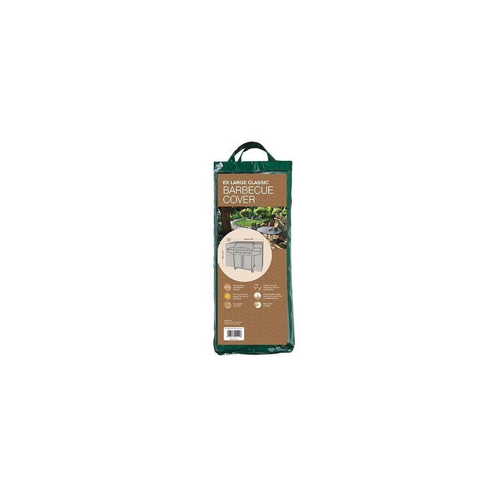 PROTECTION POLYETHYLENE BBQ CLASSIC TRES GRAND MODELE 165X63H90