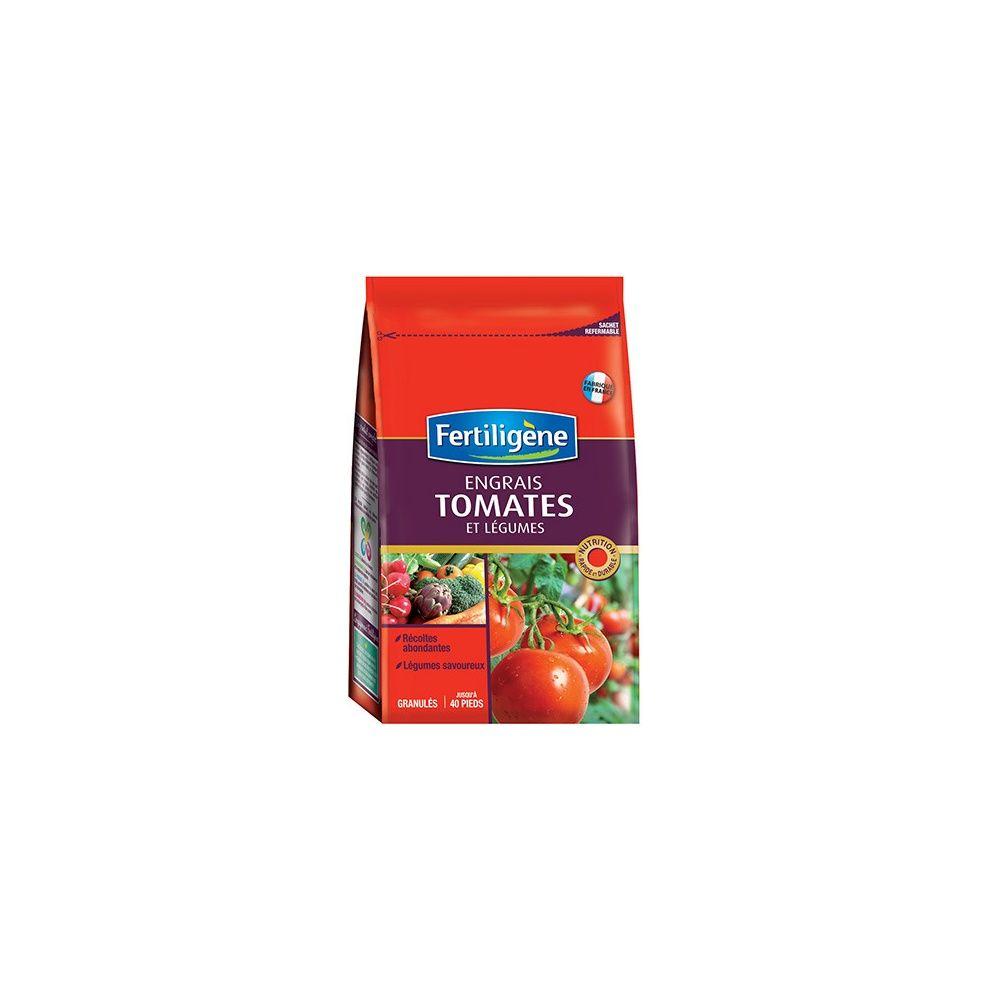 Engrais Tomates et Légumes 800 G – Fertiligène