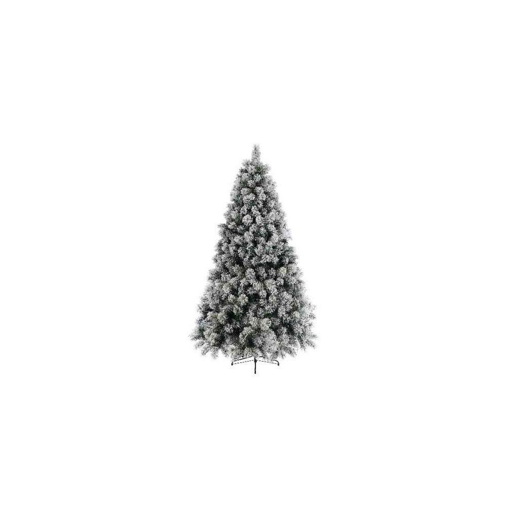 Sapin Noël artificiel 'Vancouver Enneige'. H120cm. Livraison incluse.