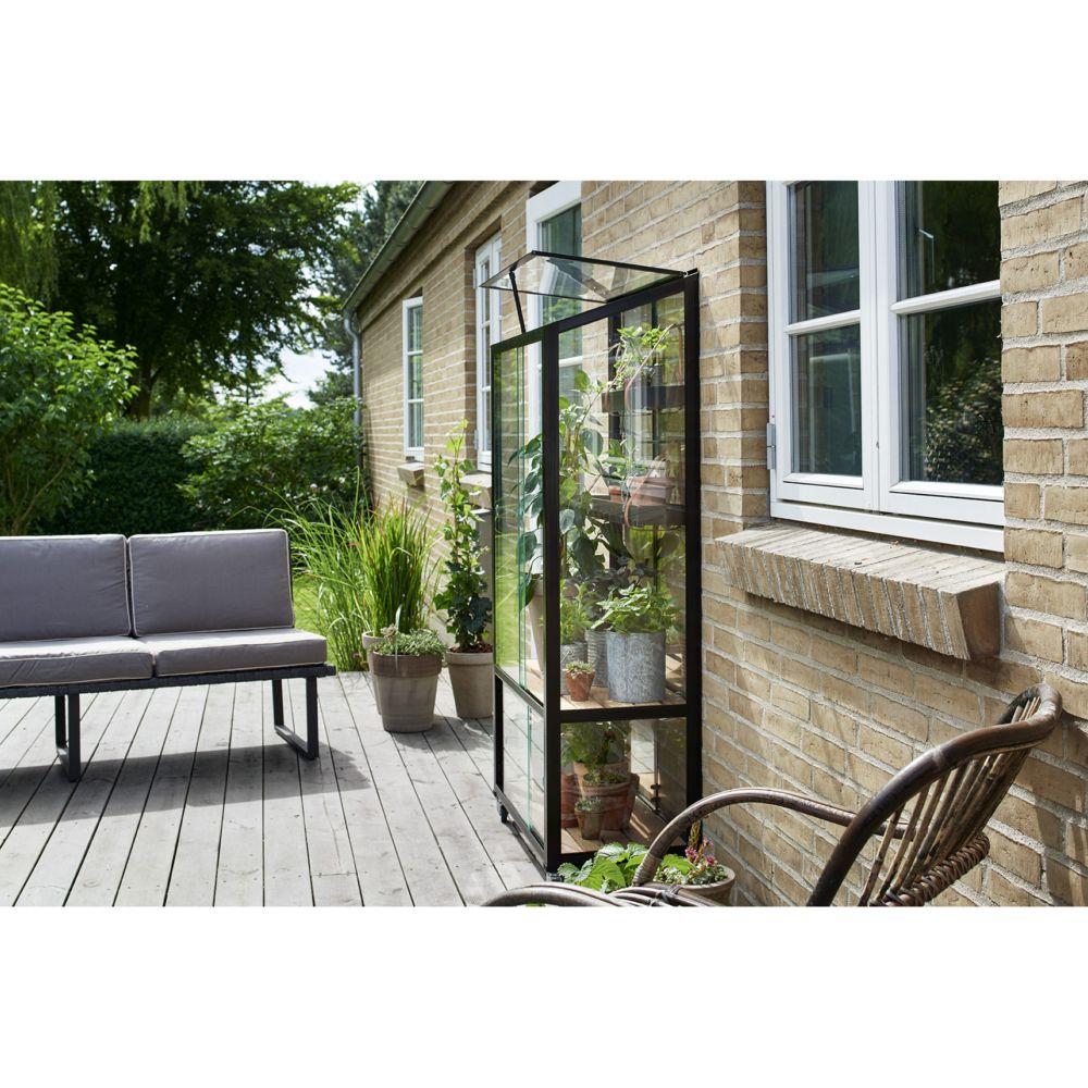serre de balcon city m juliana palette merci de. Black Bedroom Furniture Sets. Home Design Ideas