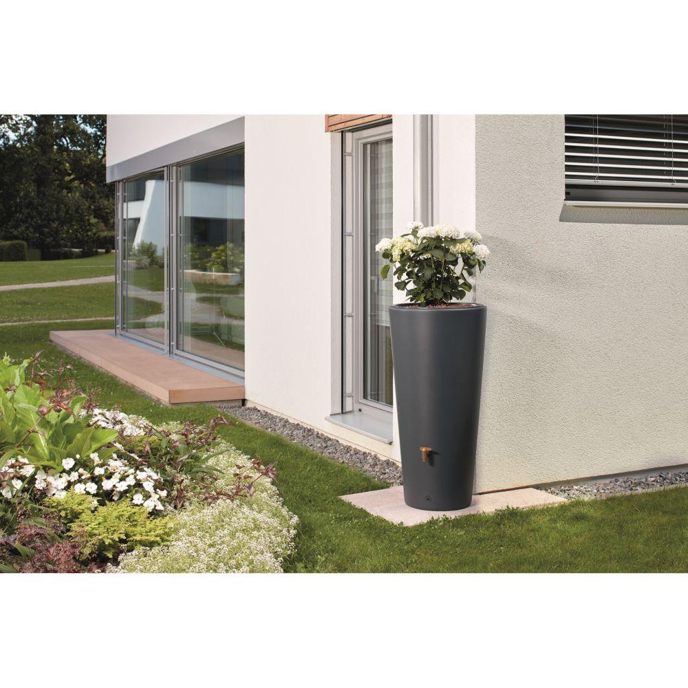 r cup rateur d 39 eau r servoir vaso 2en1 220 l graphite garantia palette gamm vert. Black Bedroom Furniture Sets. Home Design Ideas