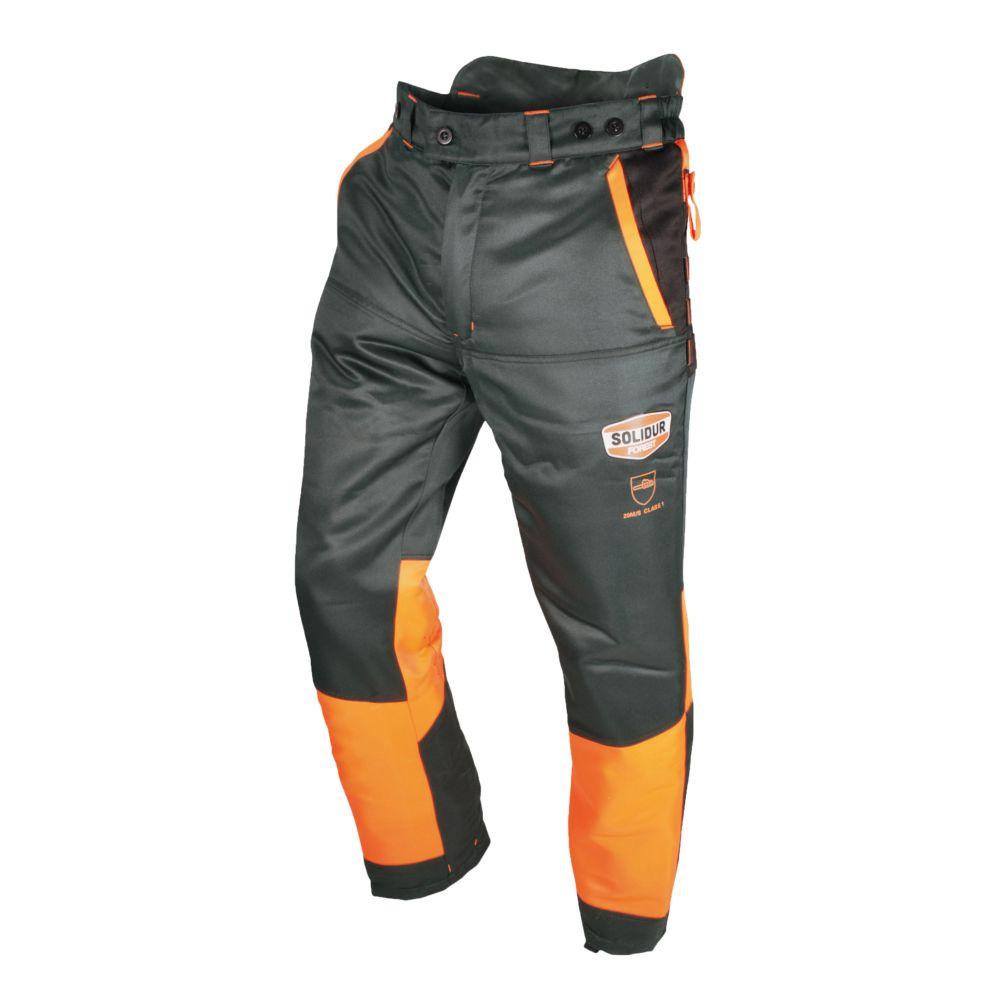 Pantalon forestier Authentic – Taille M – Solidur