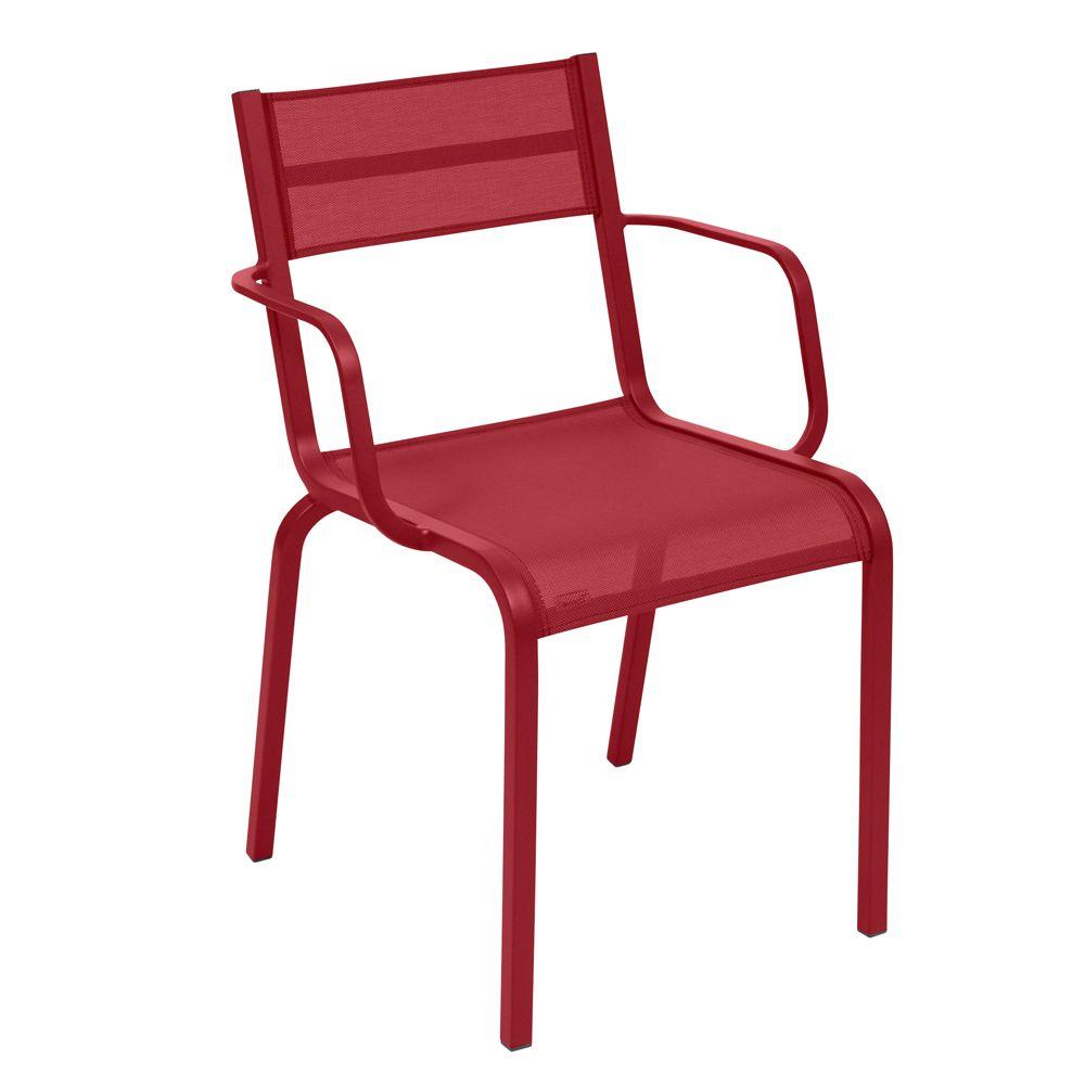 salon de jardin fermob ol ron 8 pers piment muscade gamm vert. Black Bedroom Furniture Sets. Home Design Ideas
