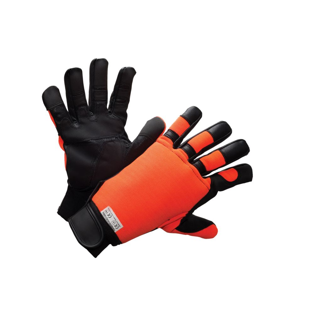Gants tron̤onneuse Taille 10 РSolidur