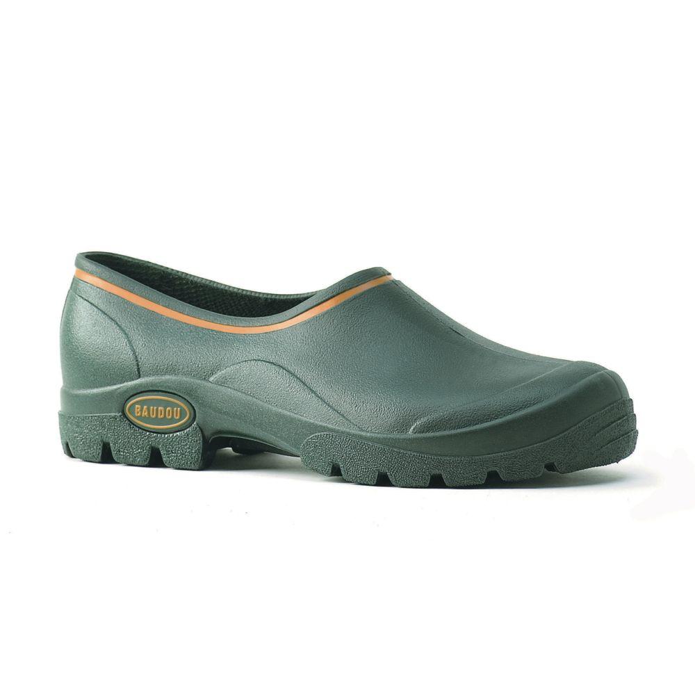 Sabots Cork vert – Taille 45/46 – Baudou