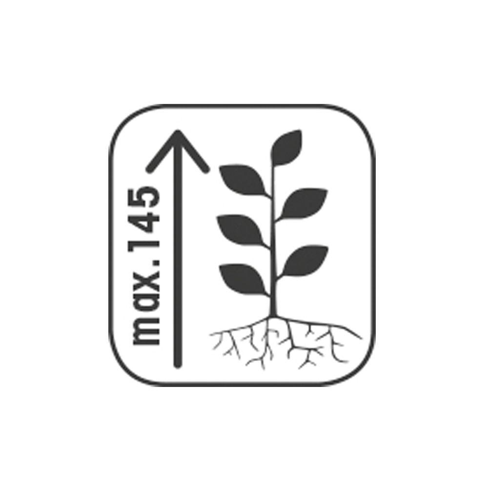 bac fleurs avec treillis bois trait autoclave l100 h130 cm lignz carton gamm vert. Black Bedroom Furniture Sets. Home Design Ideas