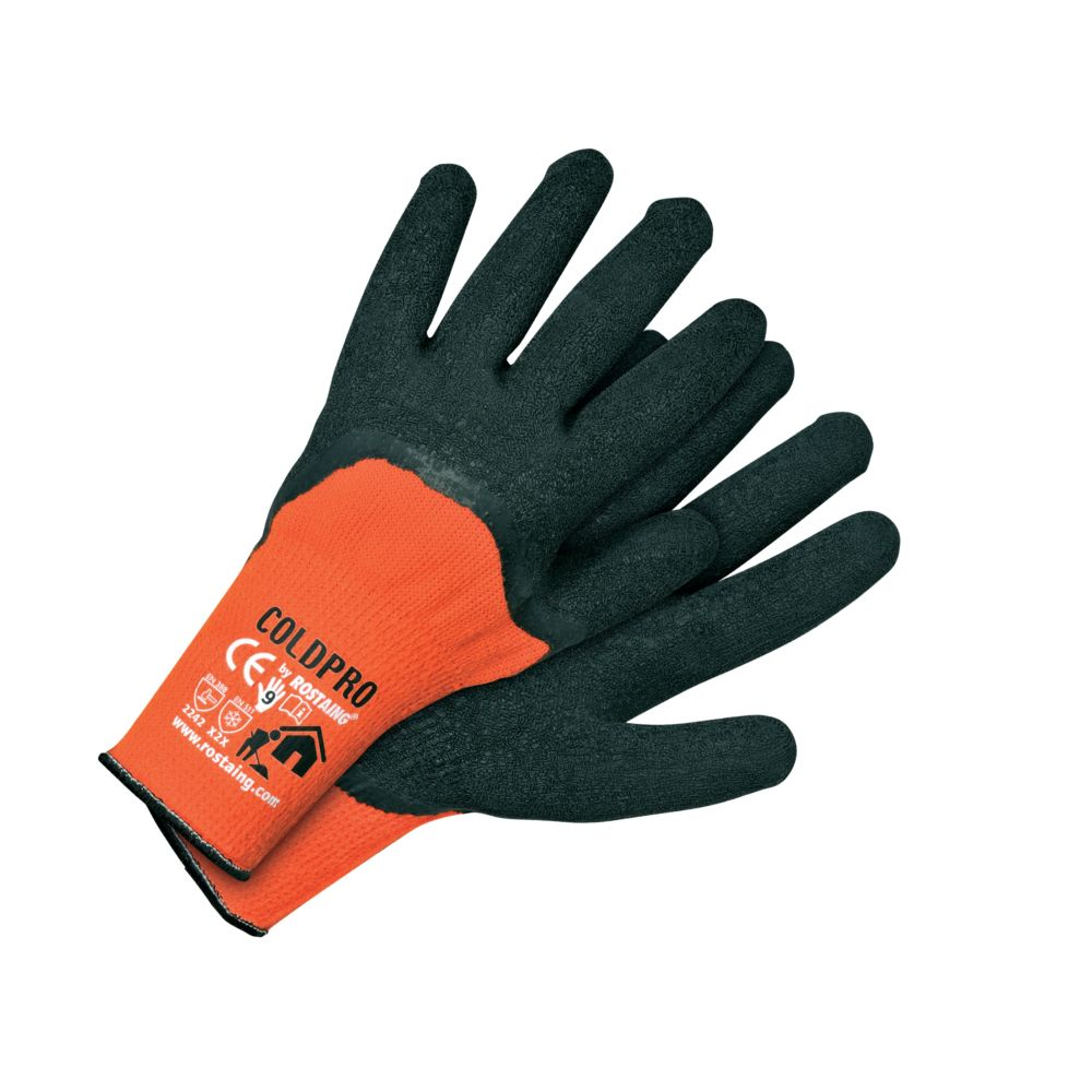 Gants travaux d'hiver Coldpro Taille 8 – Rostaing