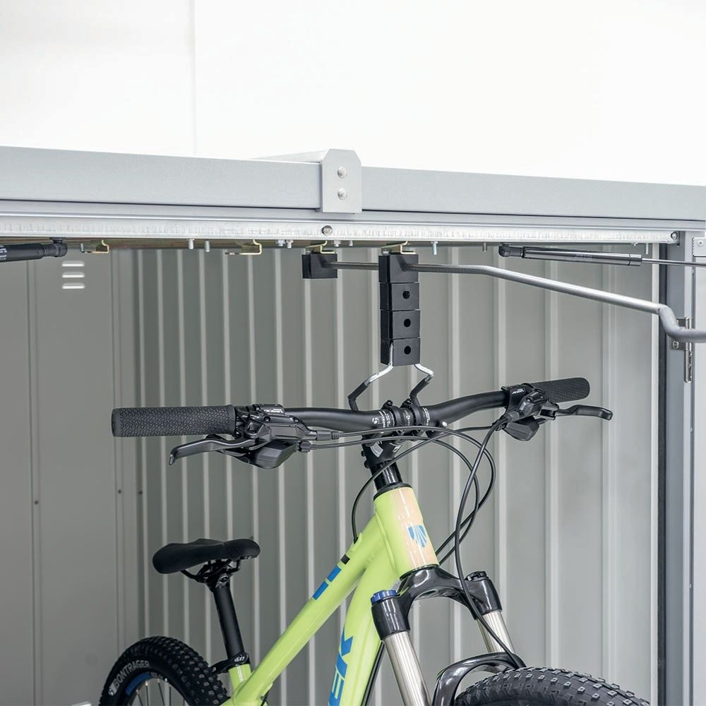 Rail de suspension vélo pour MiniGarage Biohort