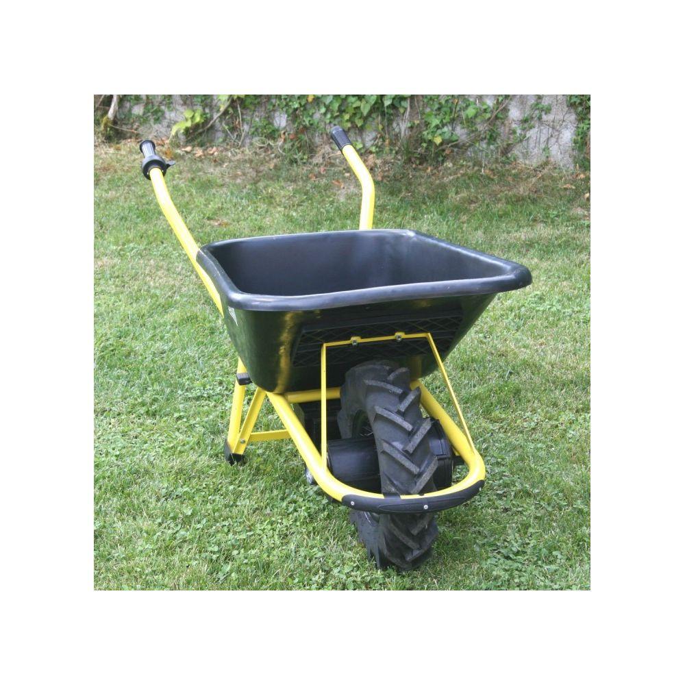 brouette moteur lectrique soft jaune zoette gamm vert. Black Bedroom Furniture Sets. Home Design Ideas