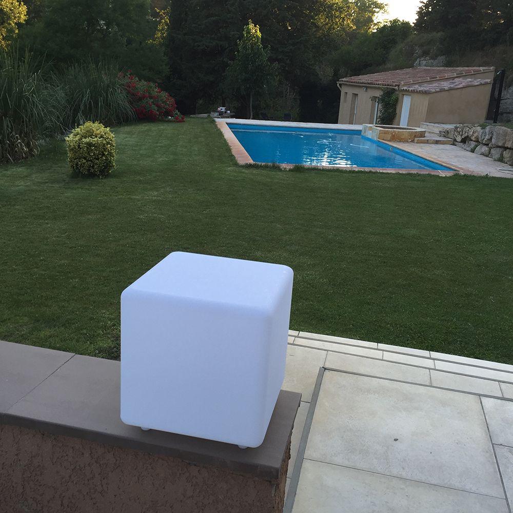 ... Cube Lumineux Lumisky Casy C30 Solaire Multicolore ...