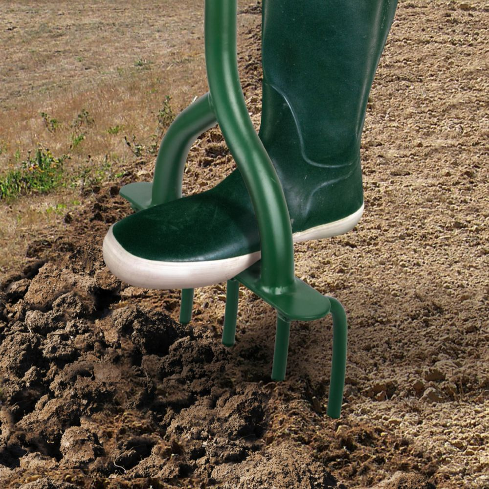 biofourche 4 dents spear jackson carton gamm vert. Black Bedroom Furniture Sets. Home Design Ideas