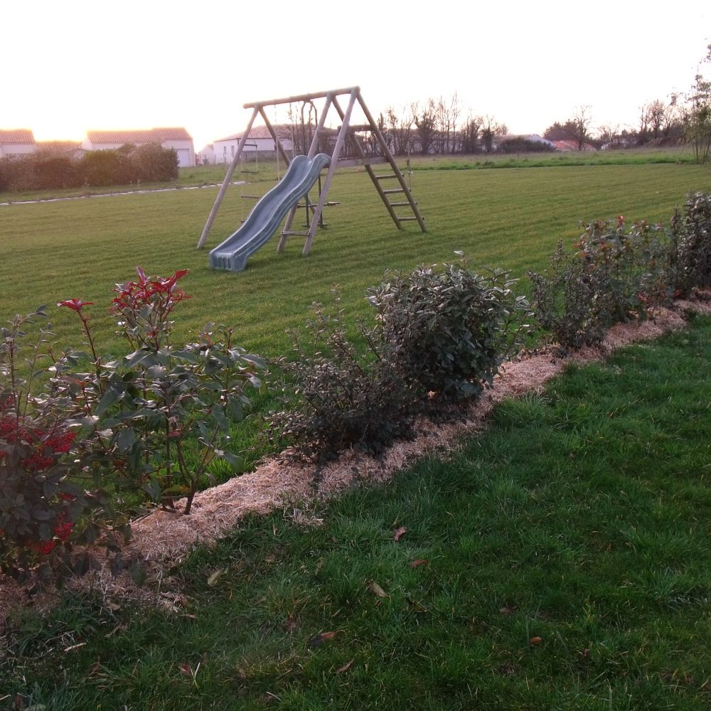 Paillage chanvre 8 kg biofib garden gamm vert - Ecorce de chanvre ...