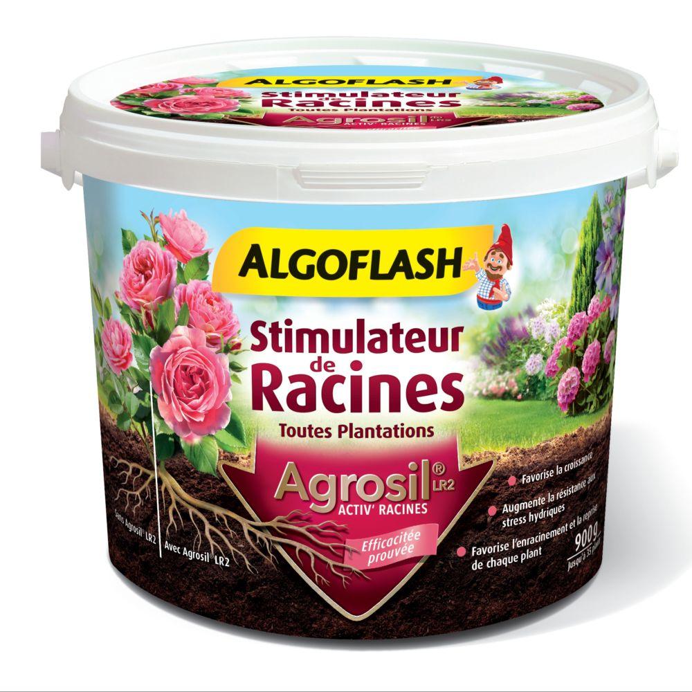 Stimulateur de Racines toutes plantations Agrosil ® – Algoflash