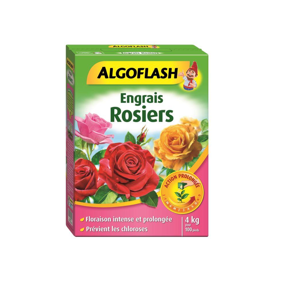 Engrais rosiers 4 kg – Algoflash