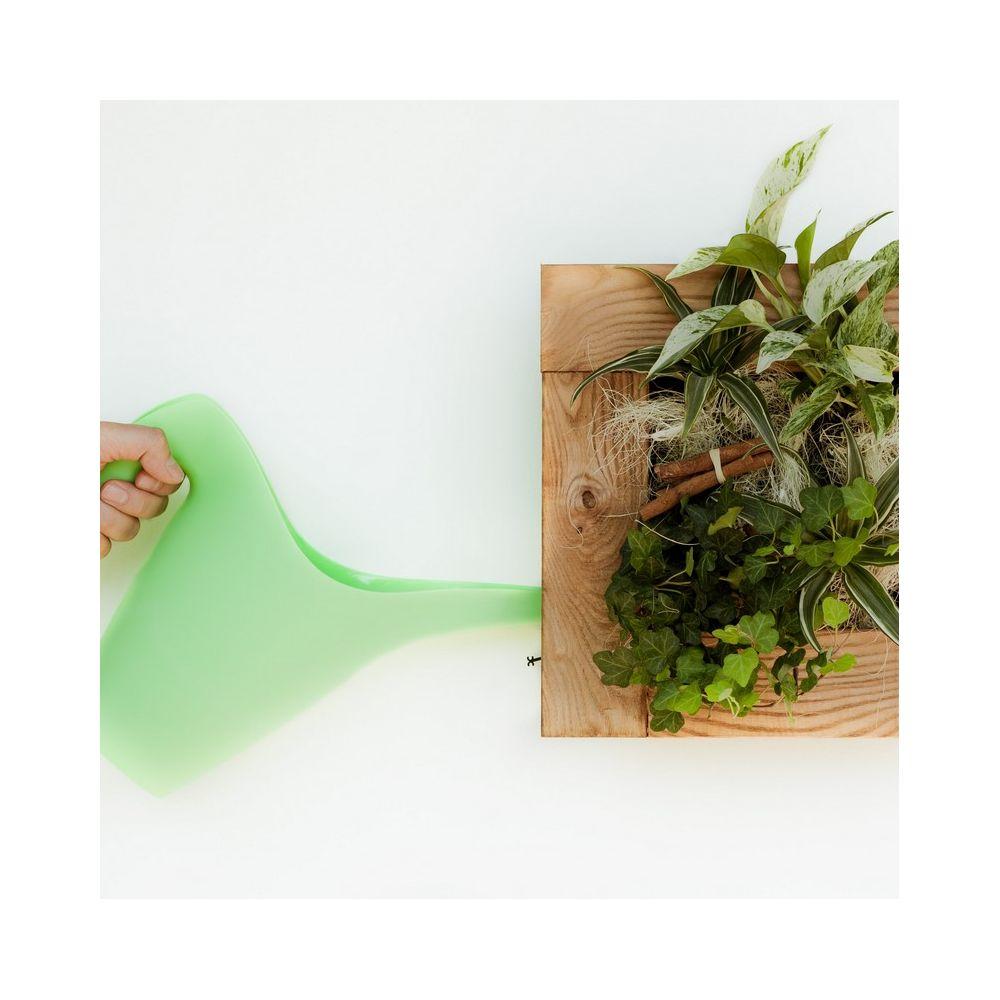 Tableau Vegetal Carr De Verdure Dans Mon Salon Tableau Vegetal