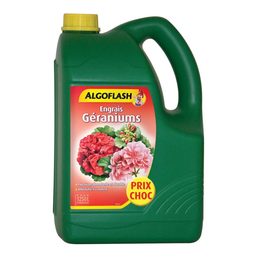 Engrais géraniums 5 L – Algoflash