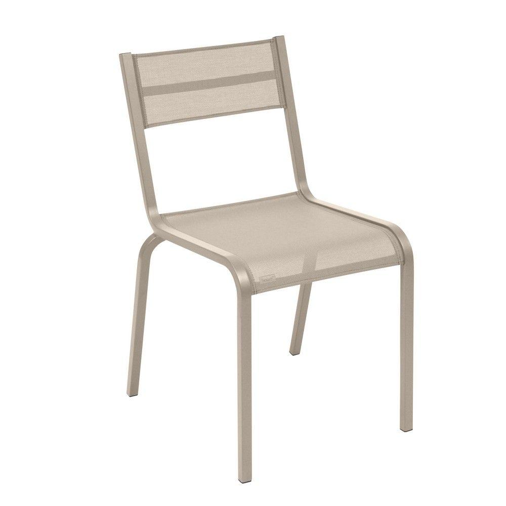 Salon de jardin fermob ol ron table 6 chaises 2 - Chaise de jardin fermob ...