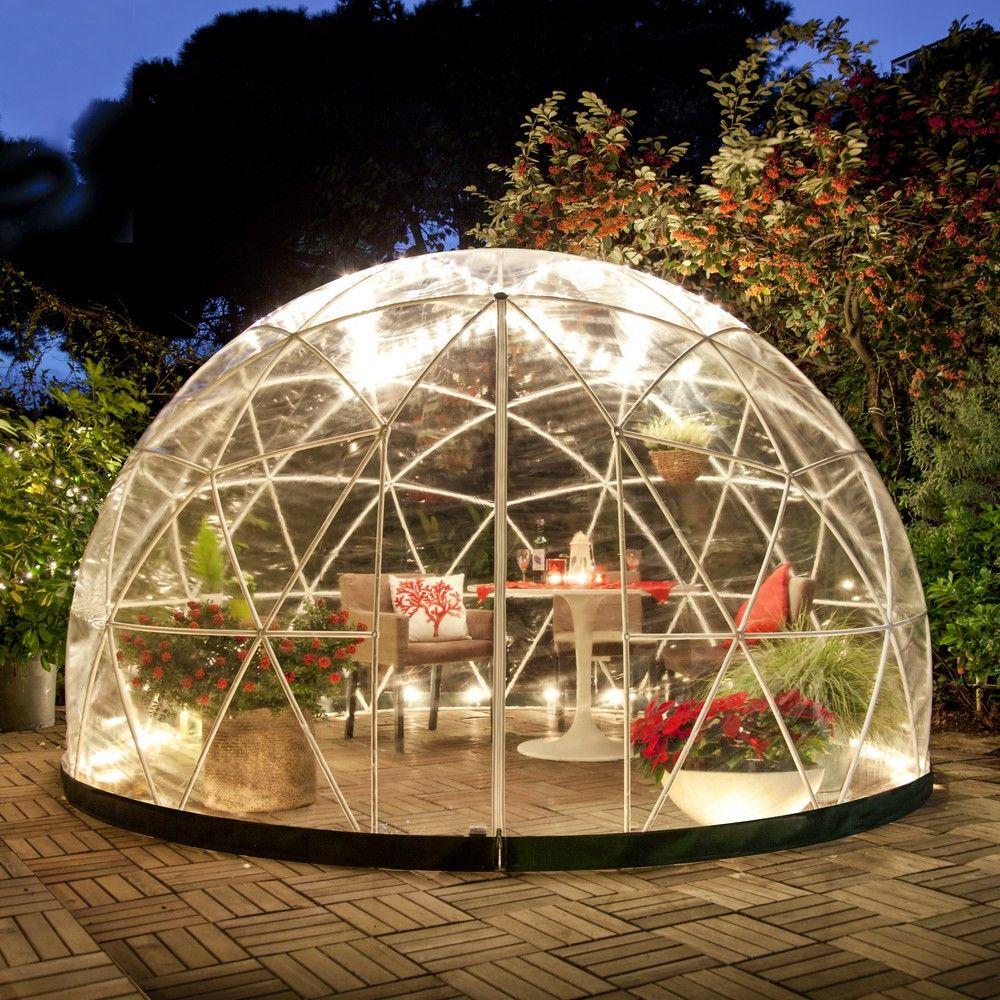 Abri de jardin Garden Igloo 10 m² Largeur 40 x Longueur 79 x ...