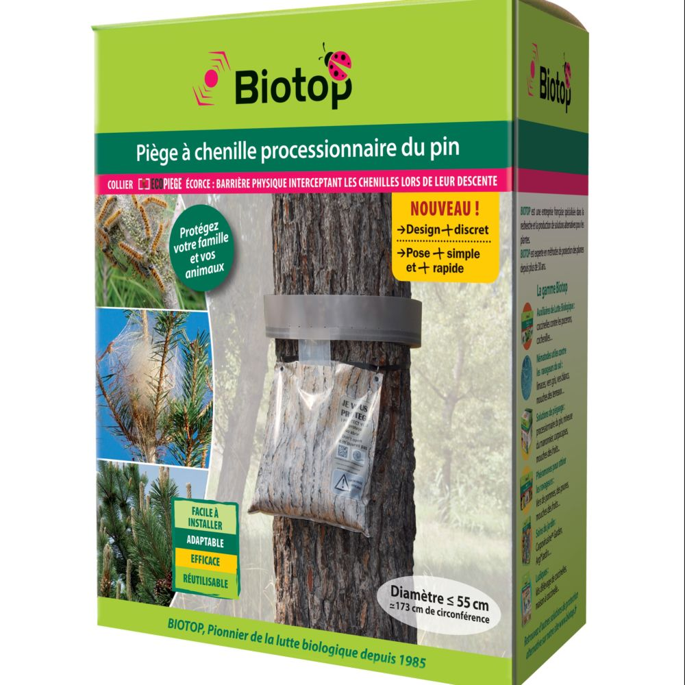 Ecopiège chenille processionnaire du pin 55 cm – Biotop