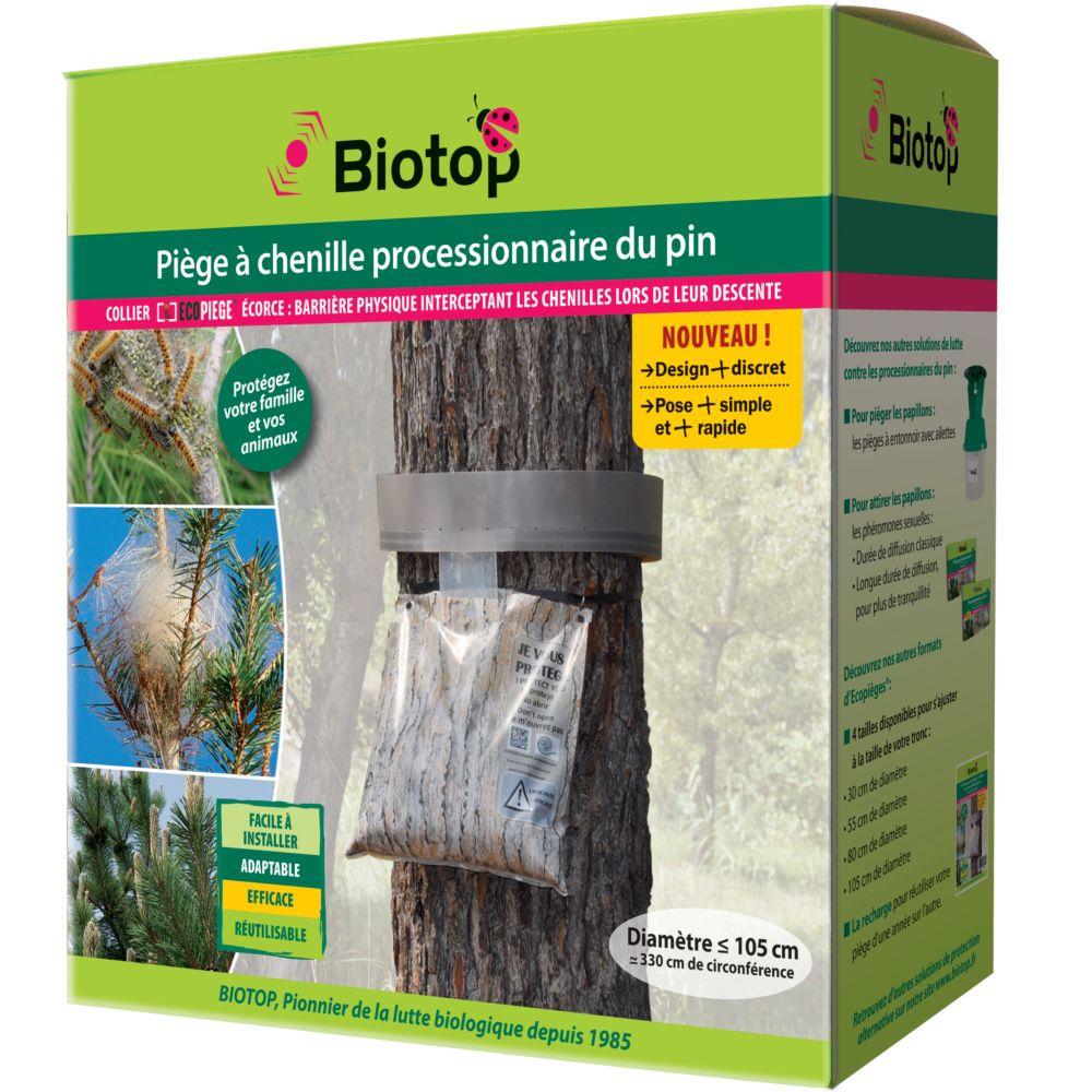 Ecopiège chenille processionnaire du pin 105 cm – Biotop