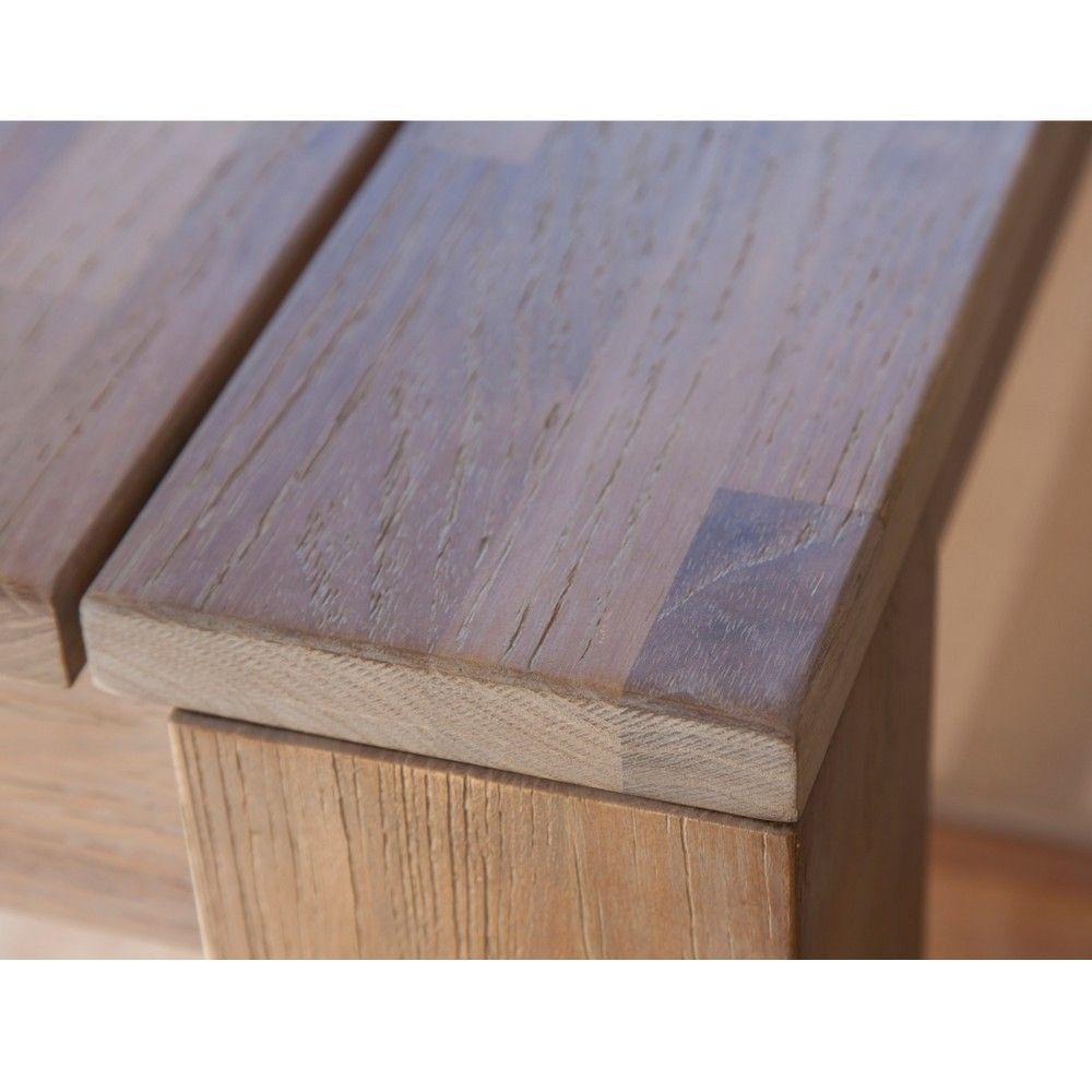Salon de jardin table k a bois 6 chaises azuro paprika noir taupe gamm vert - Salon de jardin en bois gamm vert ...