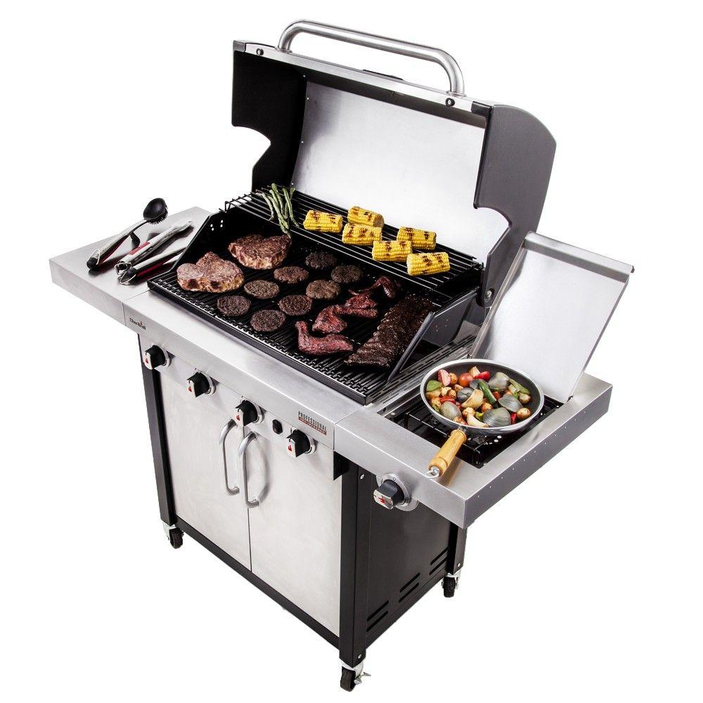 Barbecue à gaz Char-broil Professional 4400S
