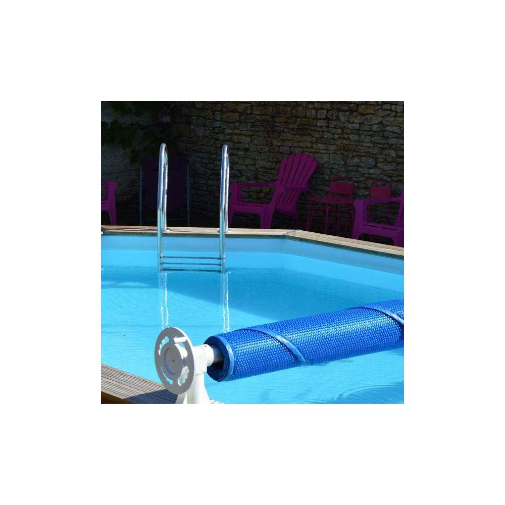 enrouleur luxe de b che t pour piscine hors sol sunbay