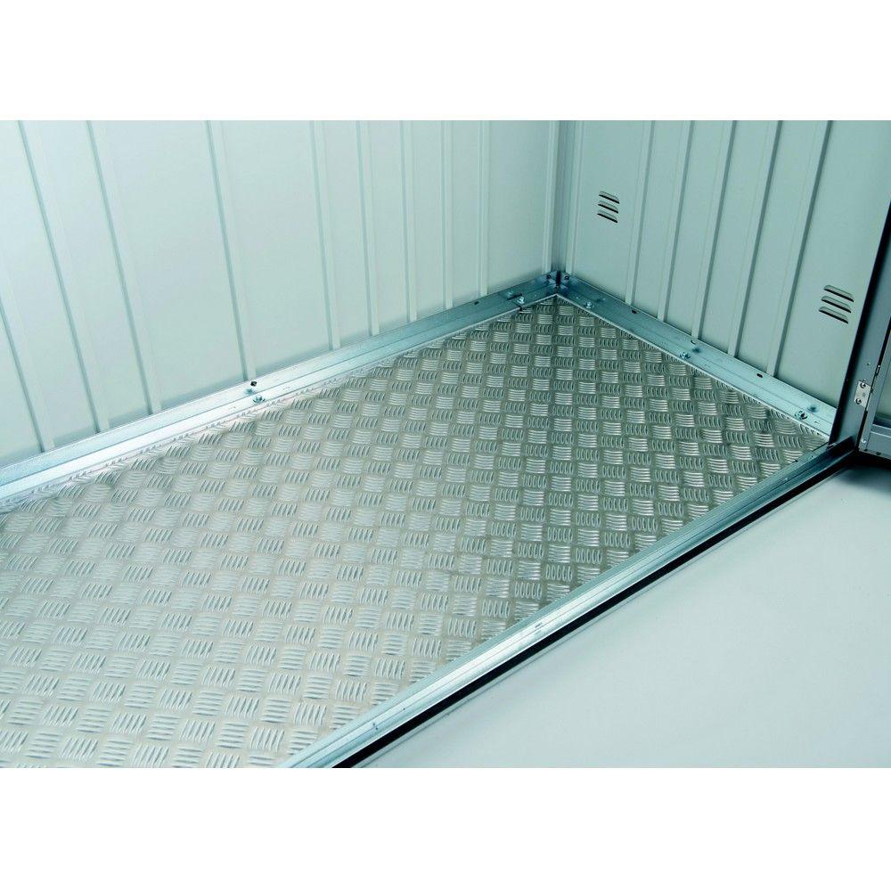 Plancher pour armoire L227 H182,5 cm Biohort