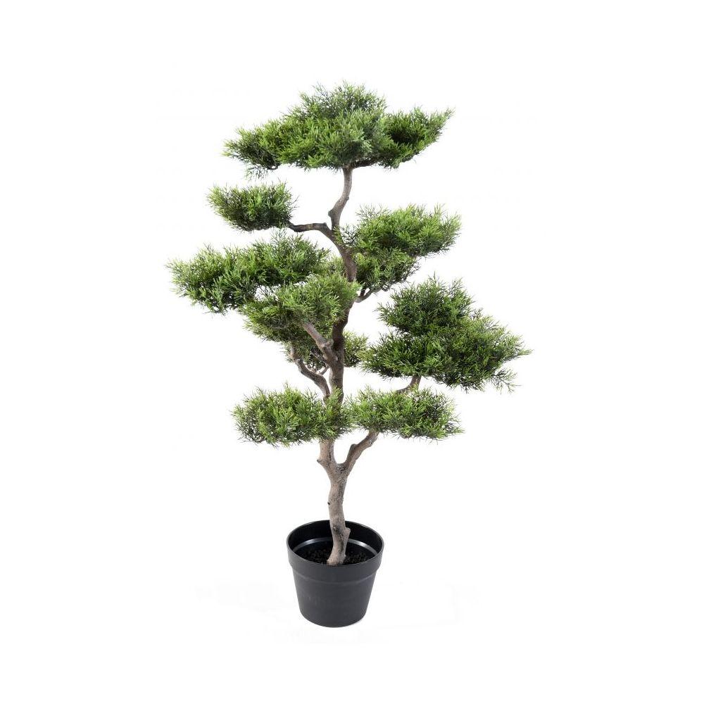 Pin artificiel en bonsaï
