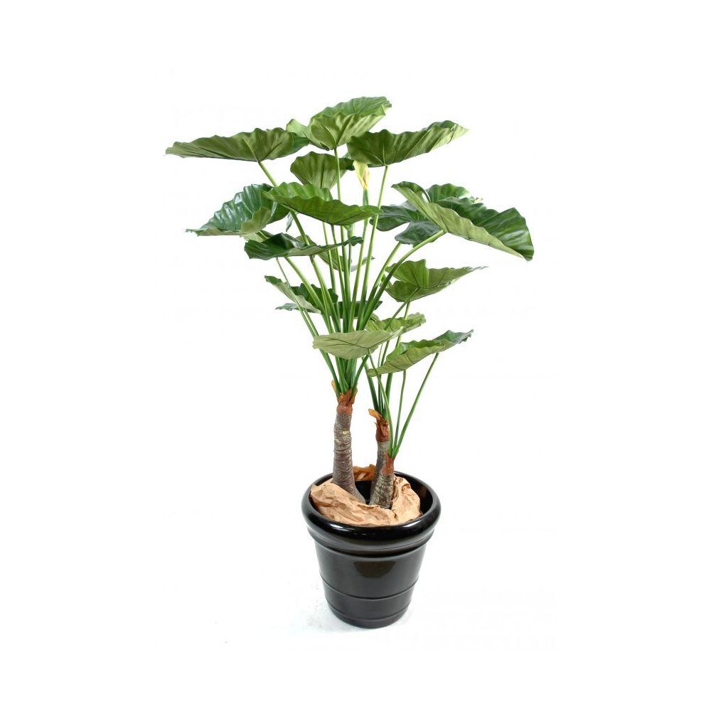 Alocasia Calidora artificiel 3 troncs