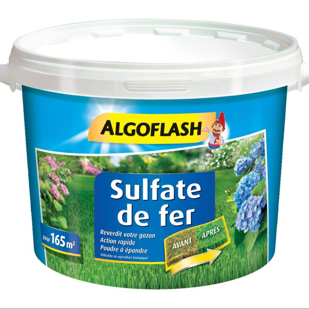 Sulfate de fer 5 kg – Algoflash