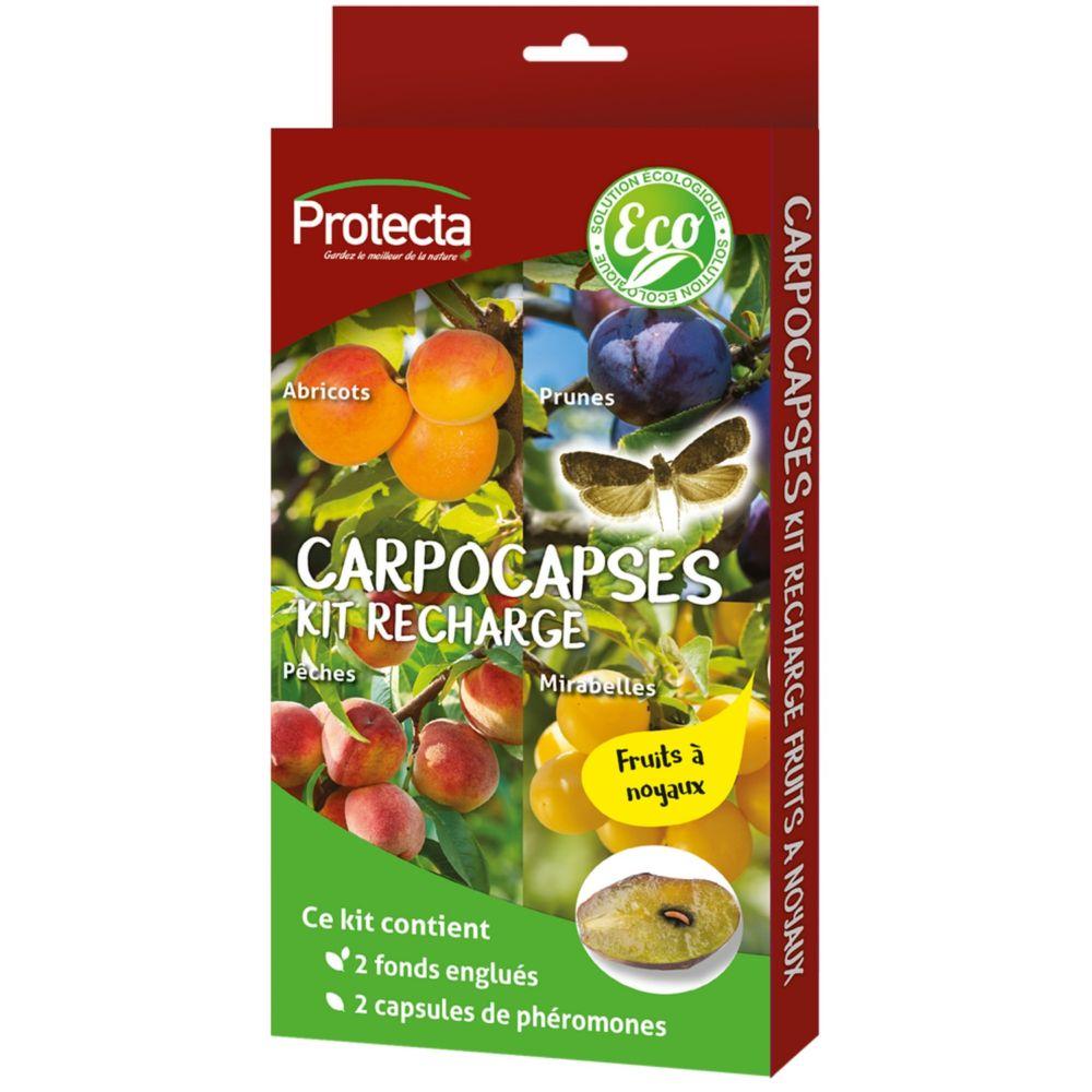 Recharge de 2 phéromones – Spécial fruits à noyaux – Protecta
