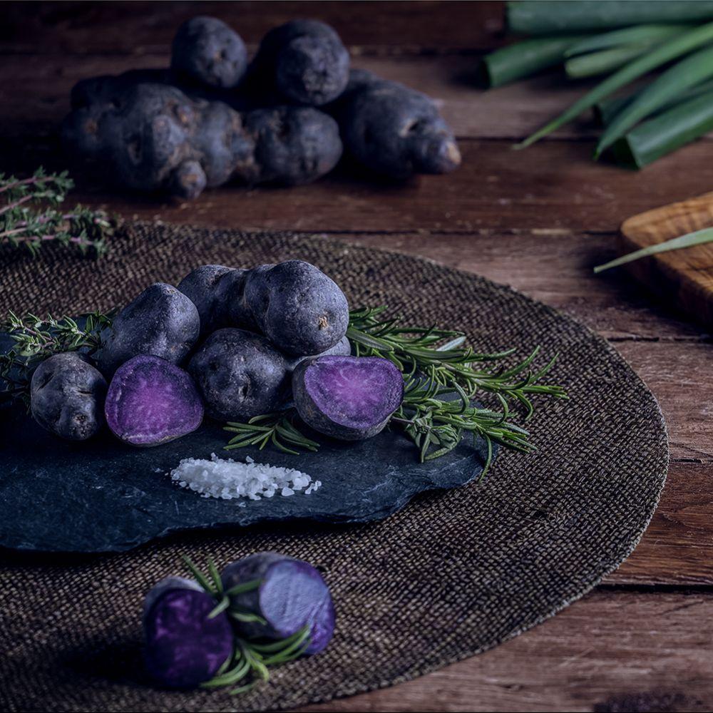 patate violette nom
