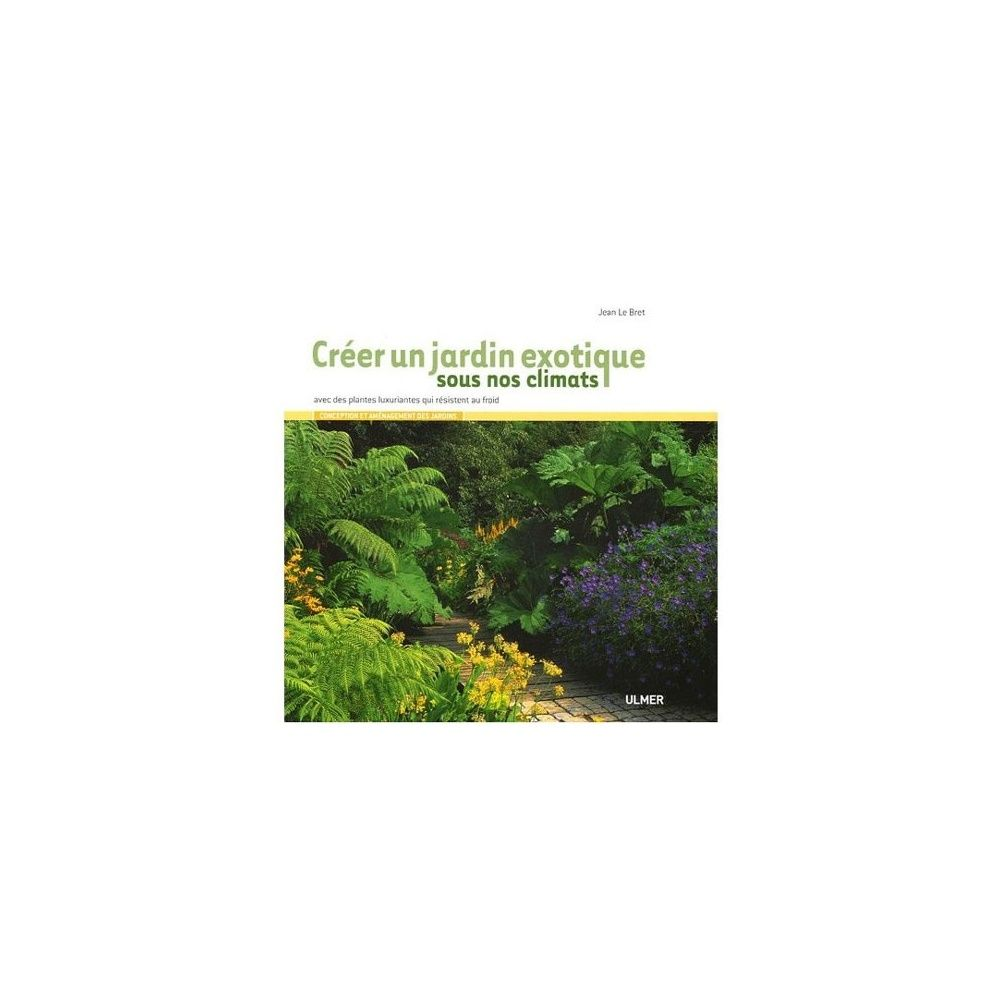 cr er un jardin exotique sous nos climats avec des plantes luxuriantes qui r sistent au froid. Black Bedroom Furniture Sets. Home Design Ideas