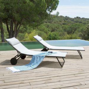 Mobilier de jardin - Gamm Vert on chaise furniture, chaise recliner chair, chaise sofa sleeper,
