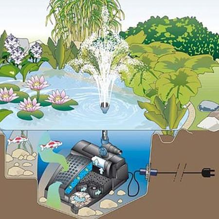Choisir Filtres Et Pompes Pour Bassin De Jardin Gamm Vert