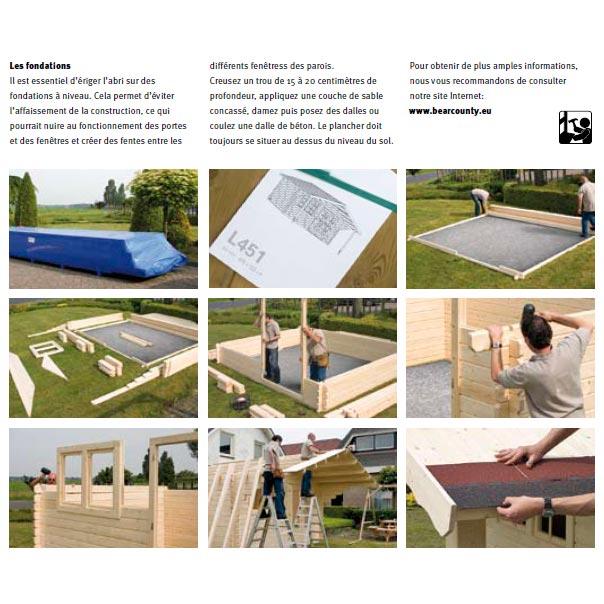 Comment monter son abri de jardin et carport | Gamm vert