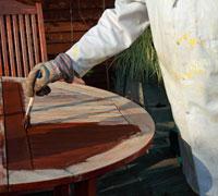 Comment entretenir son mobilier de jardin en bois | Gamm vert