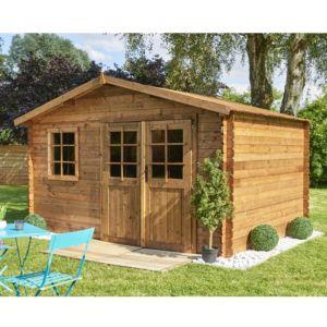 revendeur 00665 49130 Abris de jardin en bois - Gamm Vert