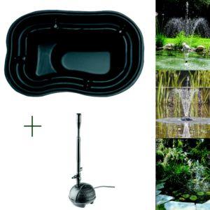 Bassins de jardin - Gamm Vert