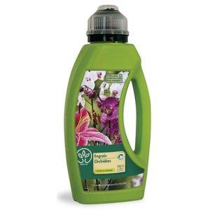 Engrais Orchidées 500 ml - Gamm vert